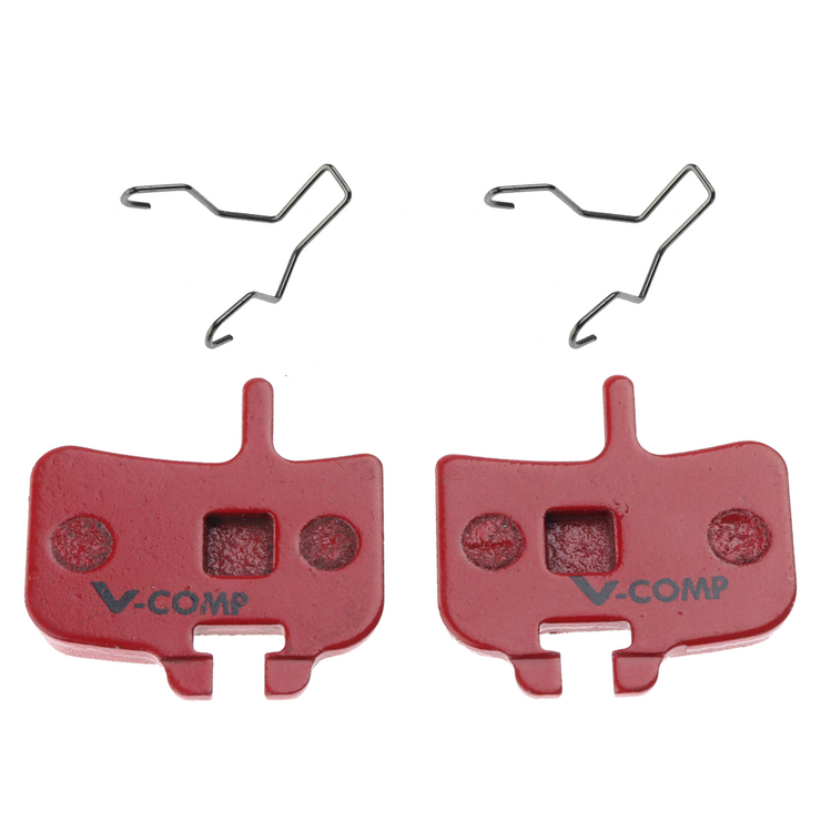 Hayes, Promax, Vandorm V-COMP CERAMIC COMPOUND Disc Brake Pads