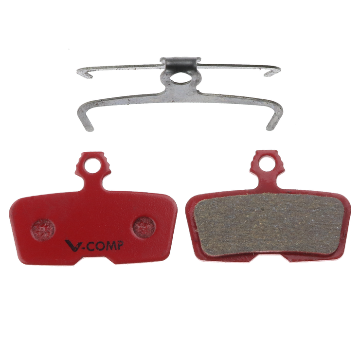 Avid Code, Vandorm V-COMP CERAMIC COMPOUND Disc Brake Pads