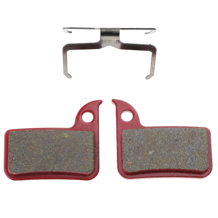 SRAM Rival, Force, Red, Vandorm V-COMP CERAMIC COMPOUND Disc Brake Pads