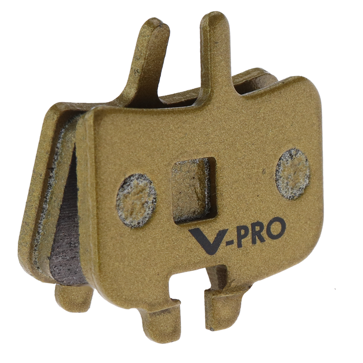 Hayes, Promax, Vandorm V-PRO SINTERED COMPOUND Disc Brake Pads