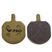 Hayes Sole MX, Vandorm V-PRO SINTERED COMPOUND Disc Brake Pads SINTERED COMPOUND