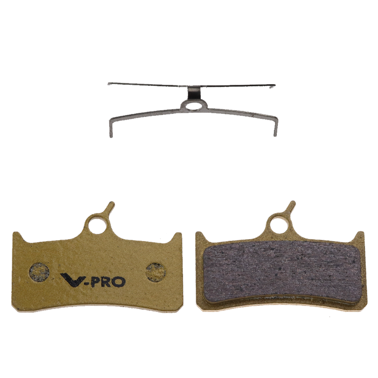 Shimano XT, SRAM, Hope Mono, Grimeca, Vandorm V-PRO SINTERED COMPOUND Disc Brake Pads