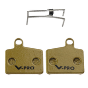 Hayes Stroker Ryde, Dyno, Vandorm V-PRO SINTERED COMPOUND Disc Brake Pads