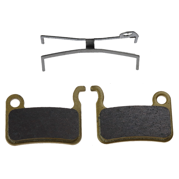 Shimano XTR, Tektro, Vandorm V-PRO SINTERED COMPOUND Disc Brake Pads