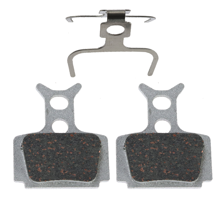 Formula Mega, Oval, One, Vandorm SPORT SEMI METALIC Disc Brake Pads