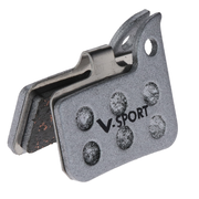 Sram Rival, Force, Red, Vandorm V-SPORT SEMI METALIC Disc Brake Pads
