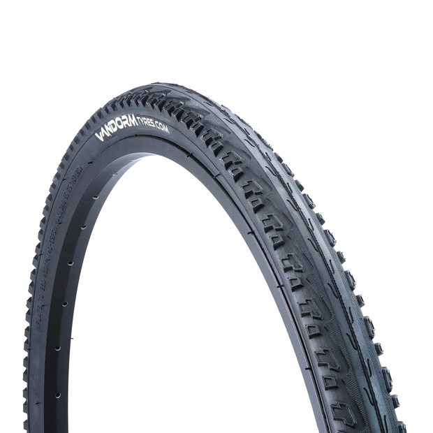 "Vandorm Lightning Mountain Bike Semi Slick Tyre 26"" x 1.75"""