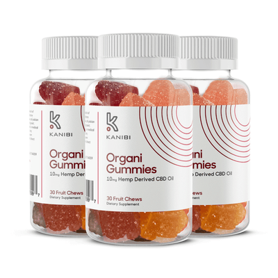 Organi Gummies (Bundle version)