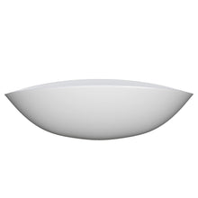 "Load image into Gallery viewer, Cambridge Plumbing Dolomite Mineral Composite 24"" Oval Vessel Sink ES-OVS24"