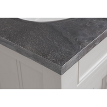 "Load image into Gallery viewer, Water Creation Potenza 24"" Bathroom Vanity in Earl Grey with Blue Limestone Top with Faucet POTENZA24EGF2"