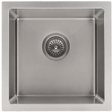 "Load image into Gallery viewer, ZLINE Boreal 15"" Undermount Single Bowl Bar Sink in Stainless Steel SUS-15"