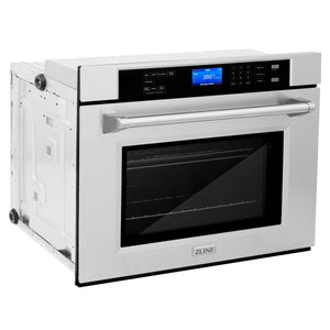 "ZLINE 30"" Professional Single Wall Oven in Stainless Steel (AWS-30)"