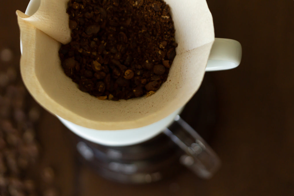 Erin's (sort-of) Simple Guide to the Hario V60 Pour Over