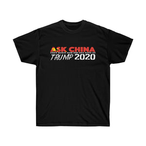 Ask China | Ultra Cotton Tee