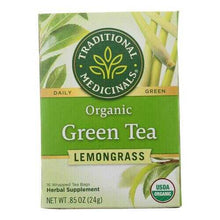 Load image into Gallery viewer, Traditional Medicinals Organic Golden Green Tea - 16 Tea Bags - Case of 6