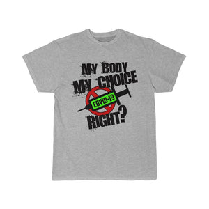 My Body, My Choice Covid19 | Midweight Tee