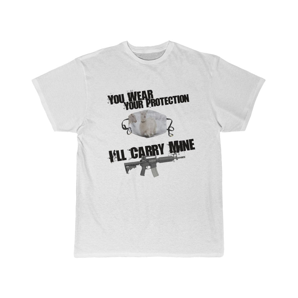 I'll Carry My Protection | Midweight Tee