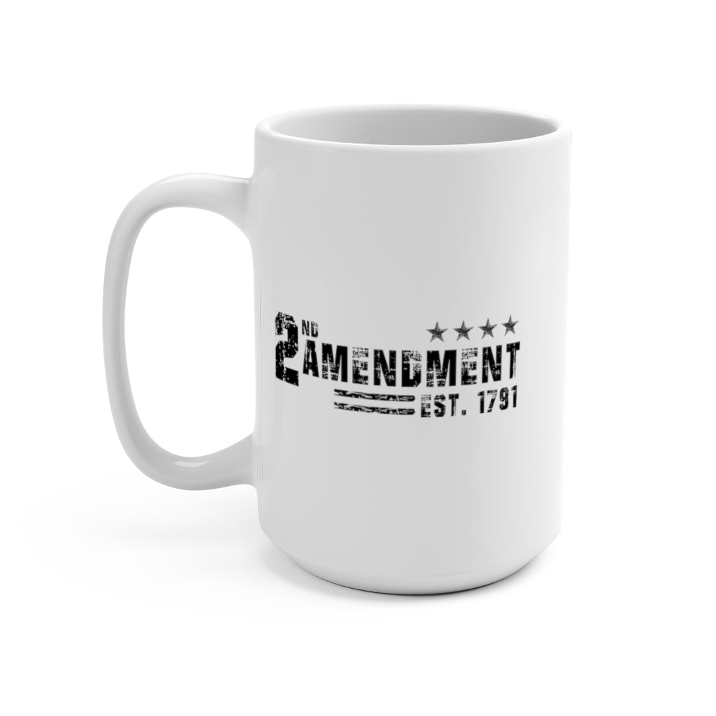 2nd Amendment | 15oz Mug