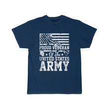 Load image into Gallery viewer, Proud Army Veteran | Short Sleeve Tee