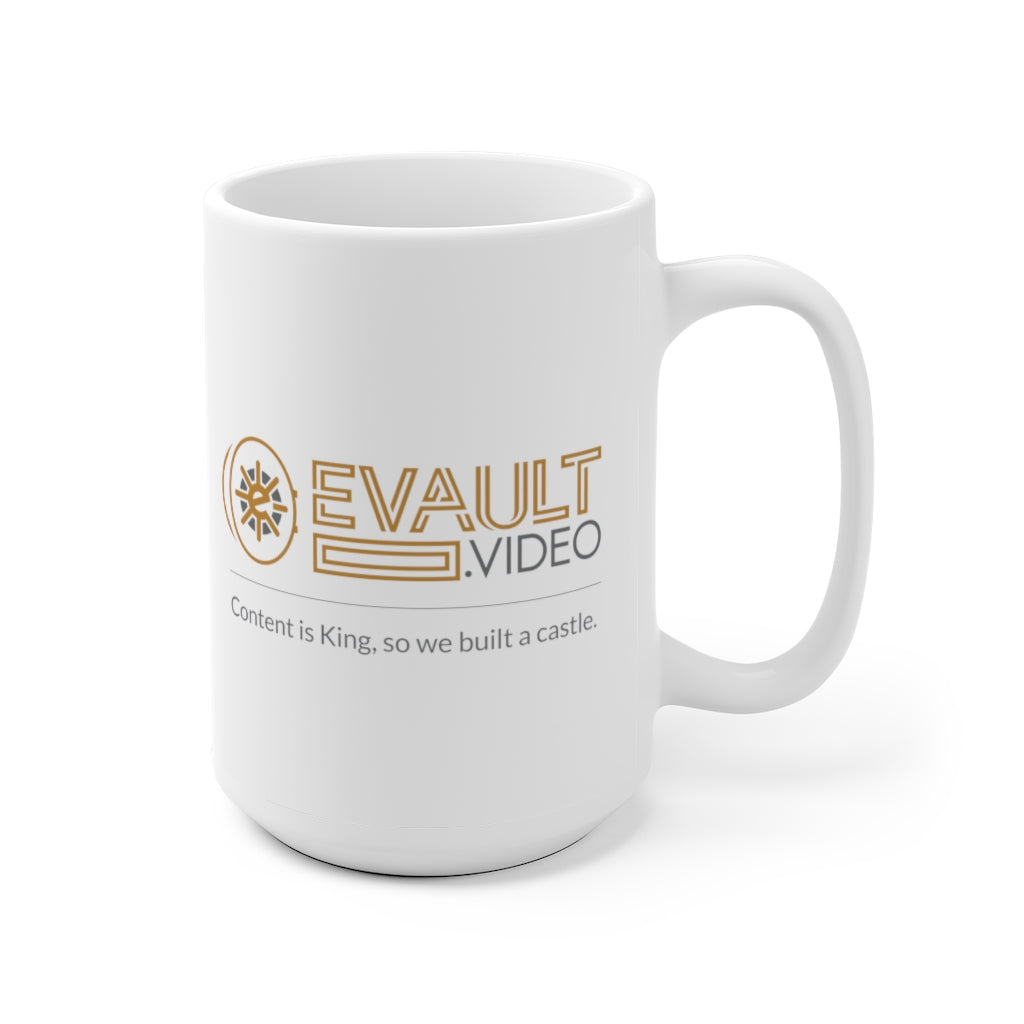 Eric Thompson Show on Evault | 15oz Mug