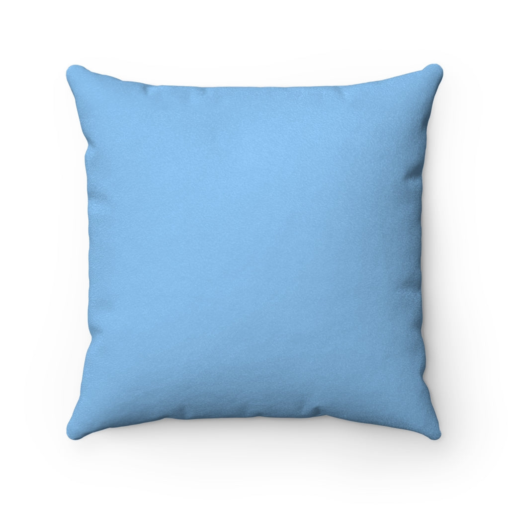 Guide Me In Your Truth Psalm 25:4-5 | Faux Suede Square Pillow