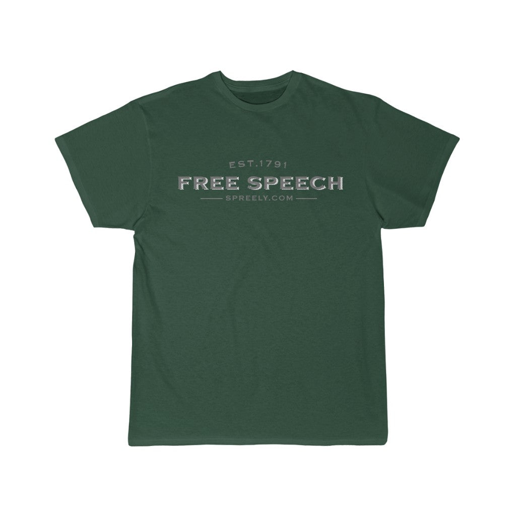 Free Speech | Midweight Tee
