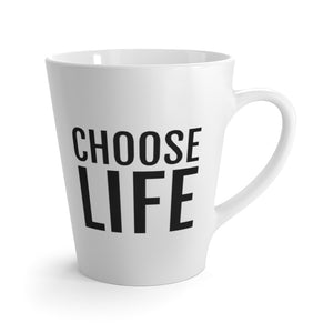 Choose Life | Latte Mug