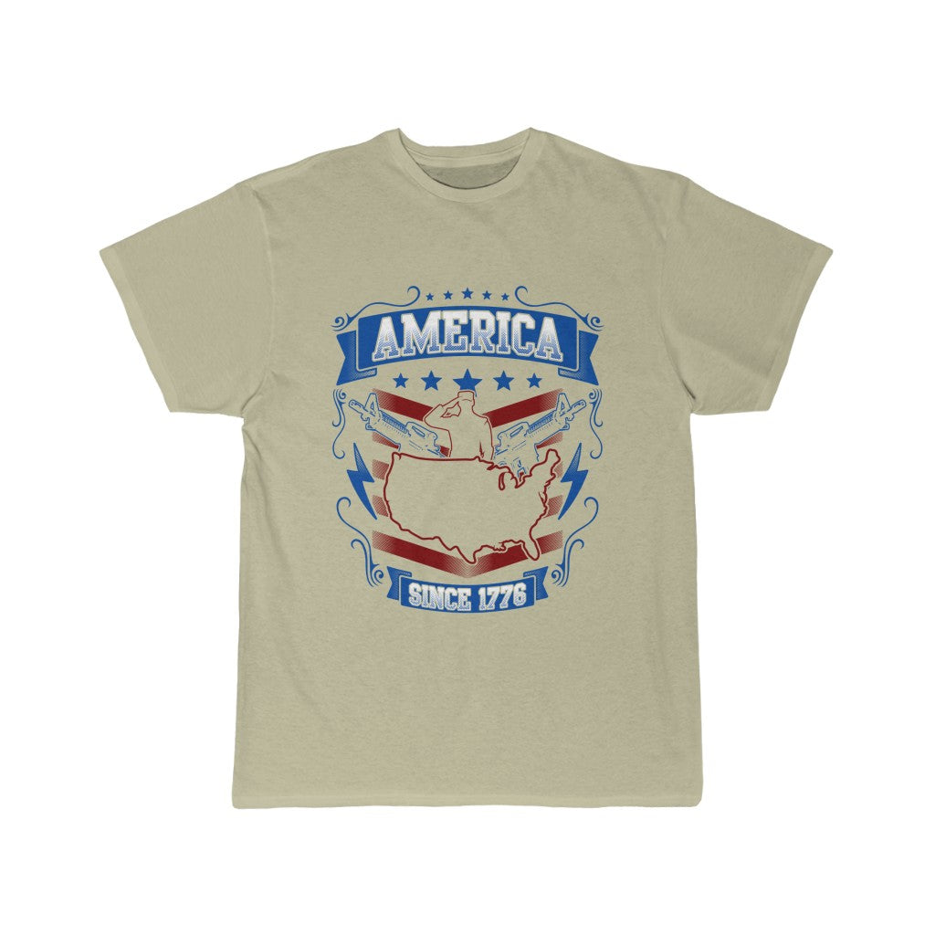 America Since 1776 | Short Sleeve Tee