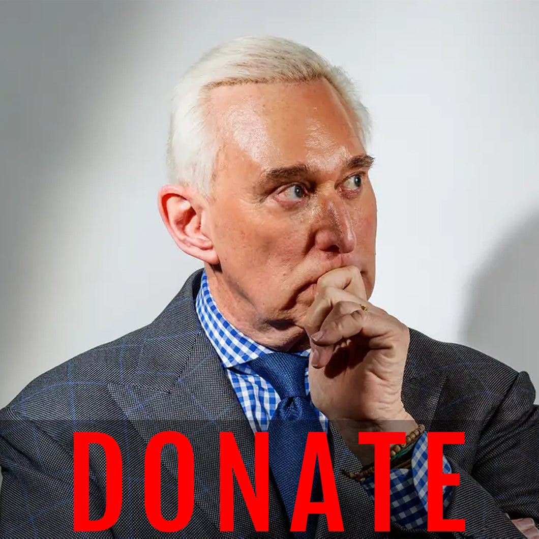 Roger Stone Donation
