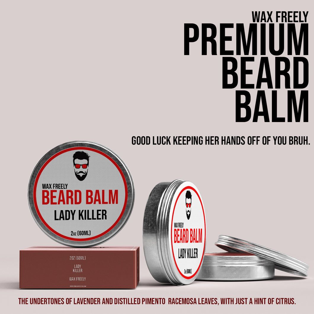 Lady Killer Beard Balm – 2oz