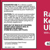 Raspberry Ketone Ultra – 60 Caps