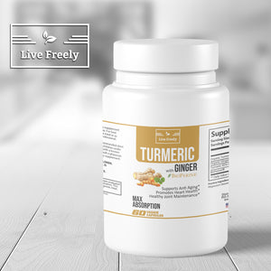 Omega 3 Fish Oil – 60 Soft Gels