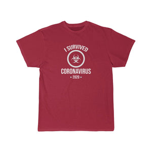 Coronavirus Survivor | Men's Short Sleeve Tee