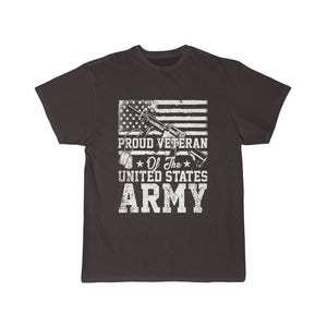 Proud Army Veteran | Short Sleeve Tee