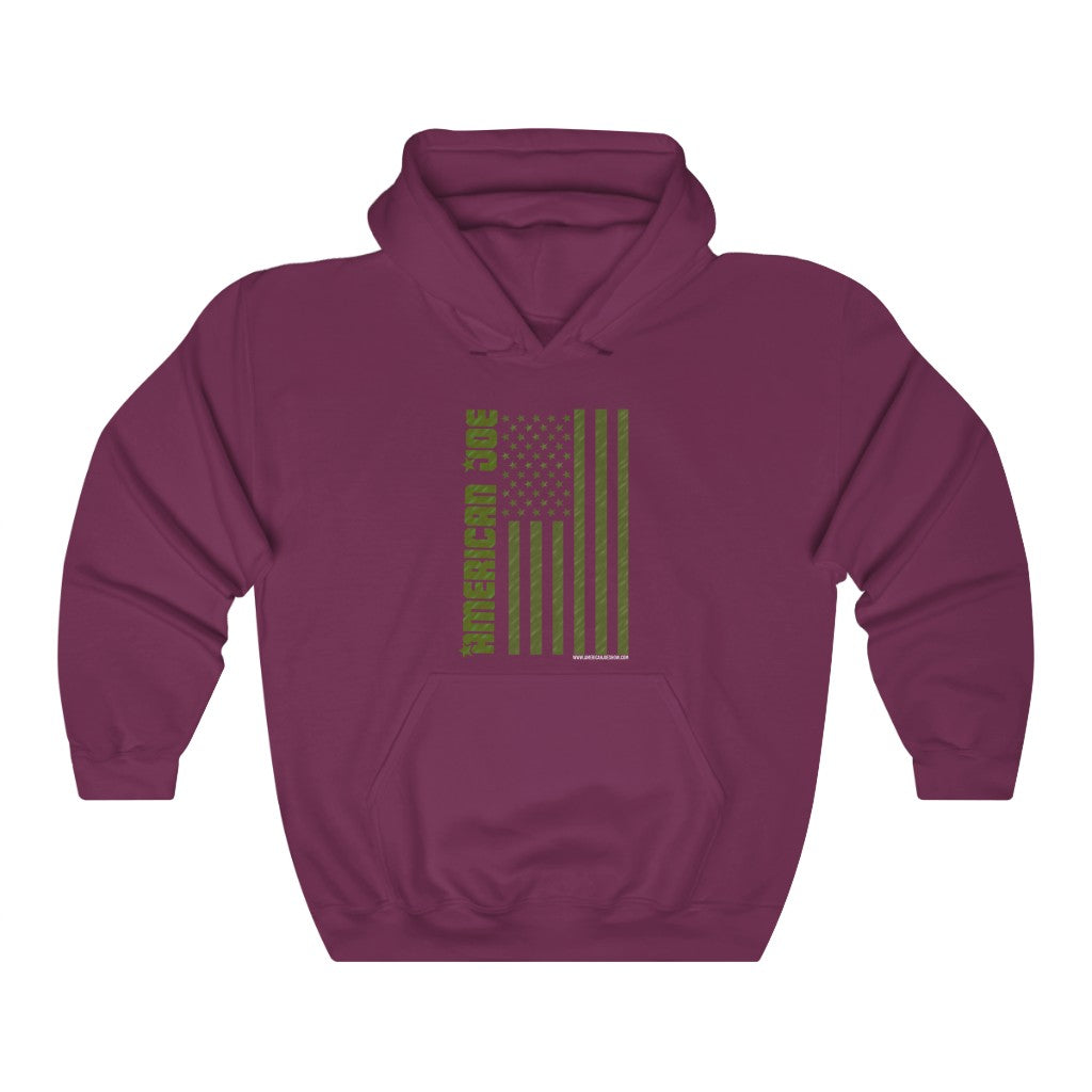 American Joe | Hooded Sweatshirt