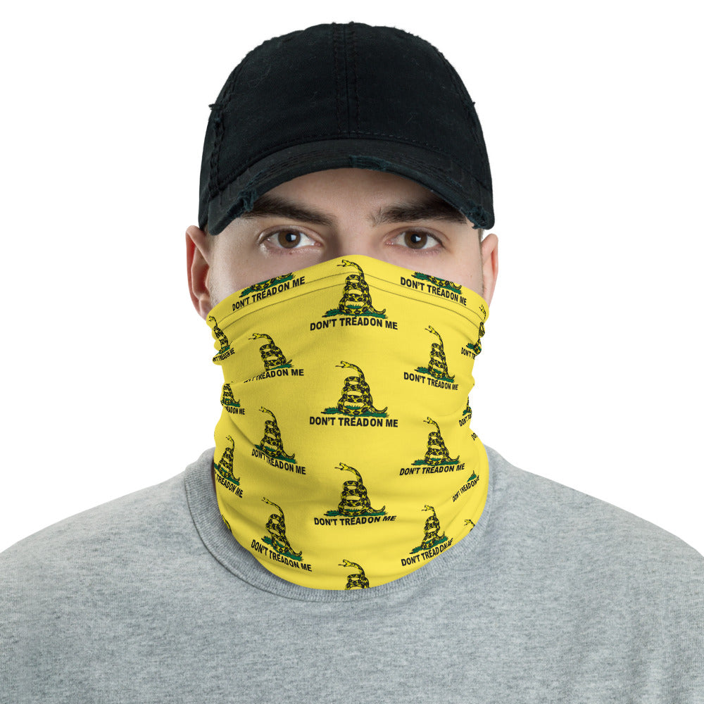 Don't Tread On Me | Neck Gaiter
