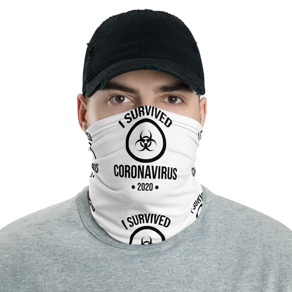 Coronavirus Survivor | Neck Gaiter