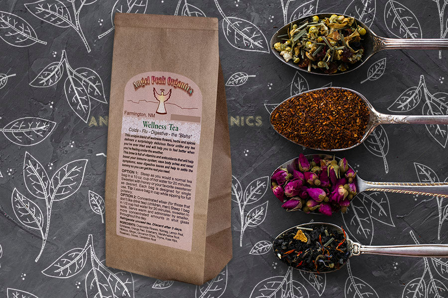 Wellness Tea by Angel Peak Organics