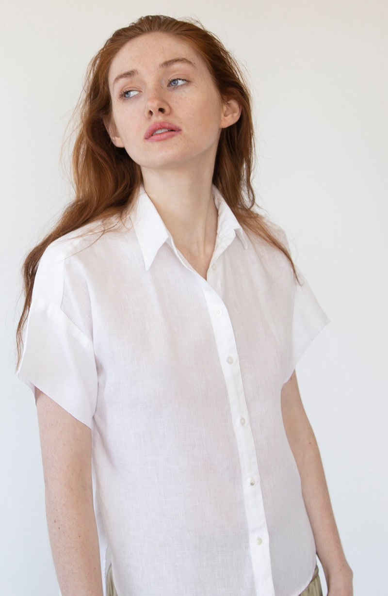 Linen Shirt | Limited Edition Preorder Price | The Biodegradable Collection