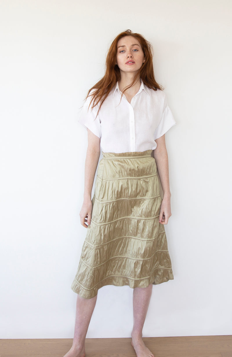 Silk Skirt | Limited Edition Preorder Price | The Biodegradable Collection | Available Now
