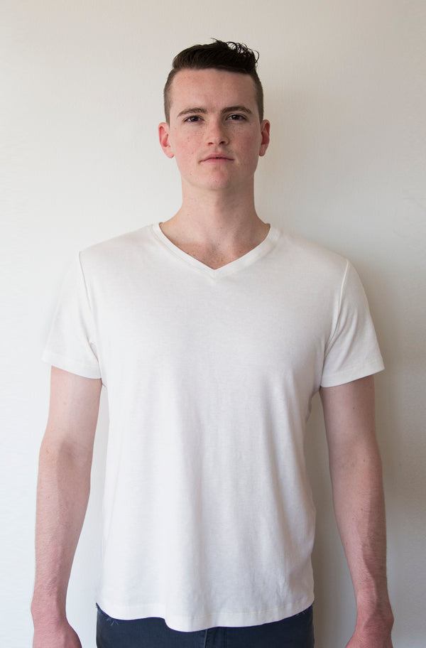Basic Hemp and Organic Cotton Shirt