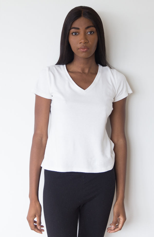 Basic Hemp and Organic Cotton Shirt | Sold Out