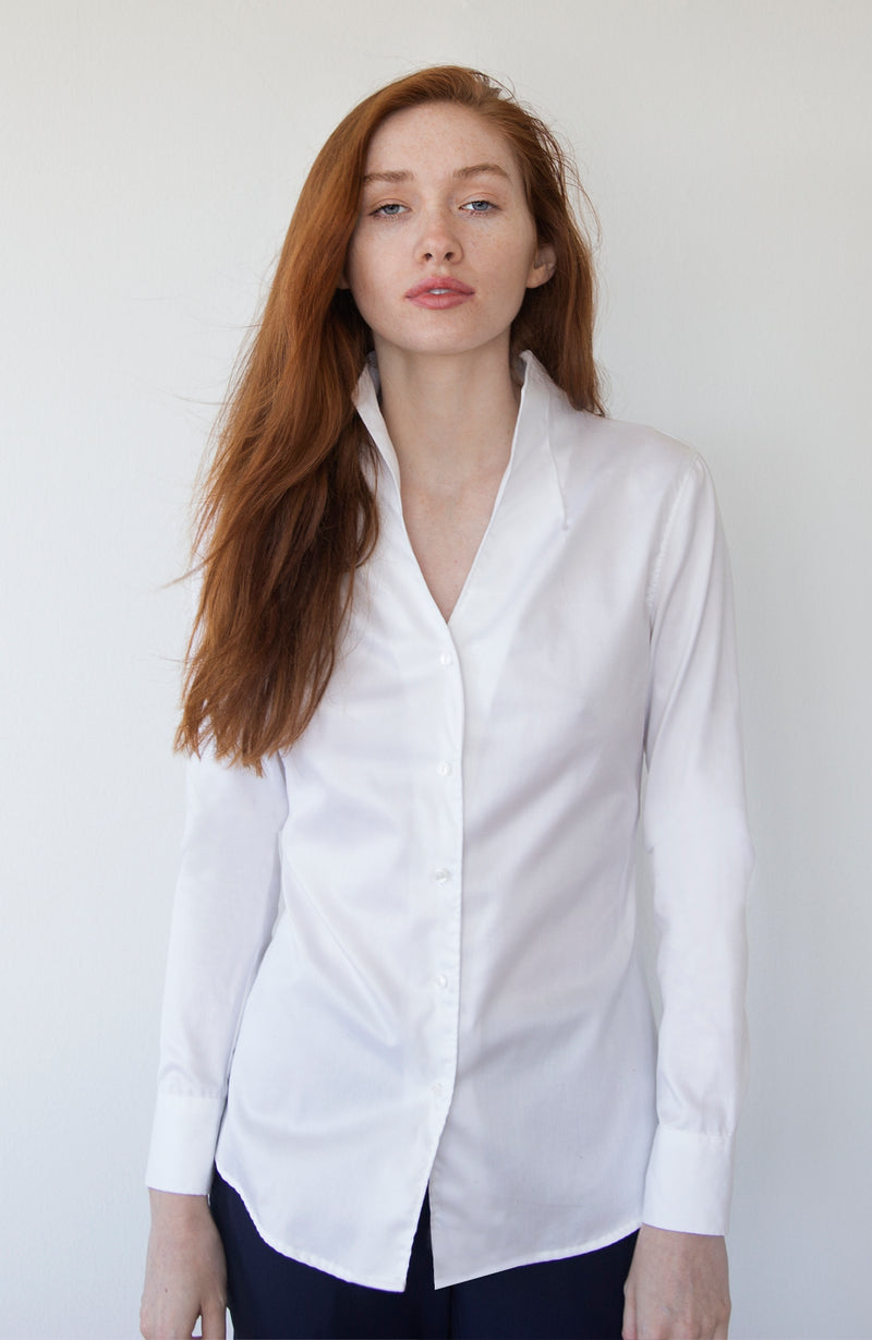 Organic Cotton Blouse | Limited Edition Preorder Price | The Biodegradable Collection