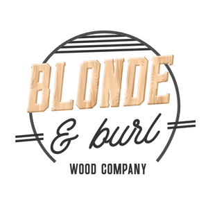 Blonde & Burl Wood Co