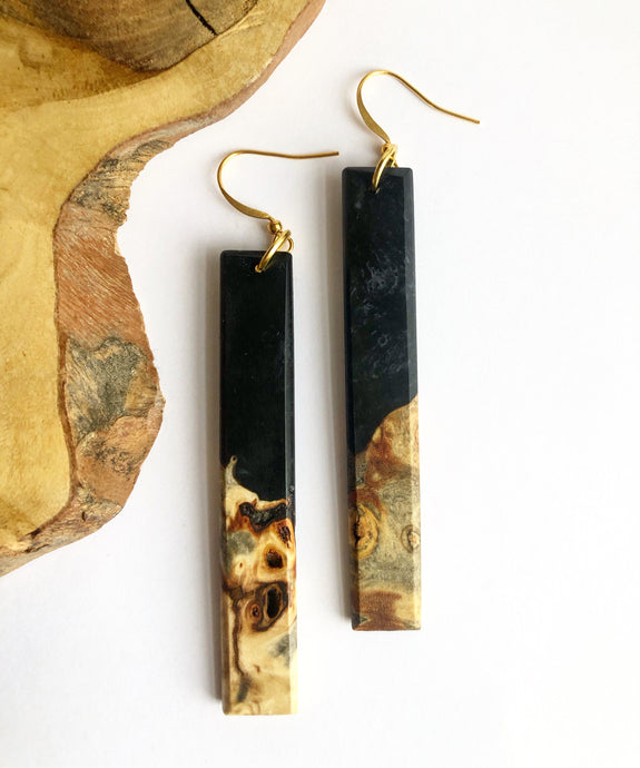 Onyx Karina Earrings