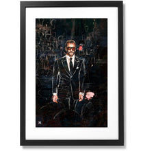 "Load image into Gallery viewer, Framed Tom Ford Print, 16"" X 24"""