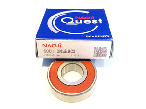 6001-2NSE9 C3 NACHI Ball Bearing - ppdistributors