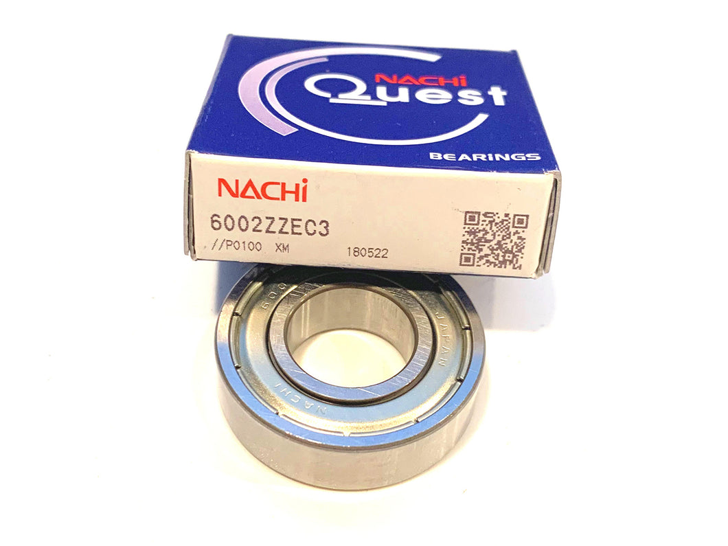 6002-ZZE C3 NACHI Ball Bearing - ppdistributors