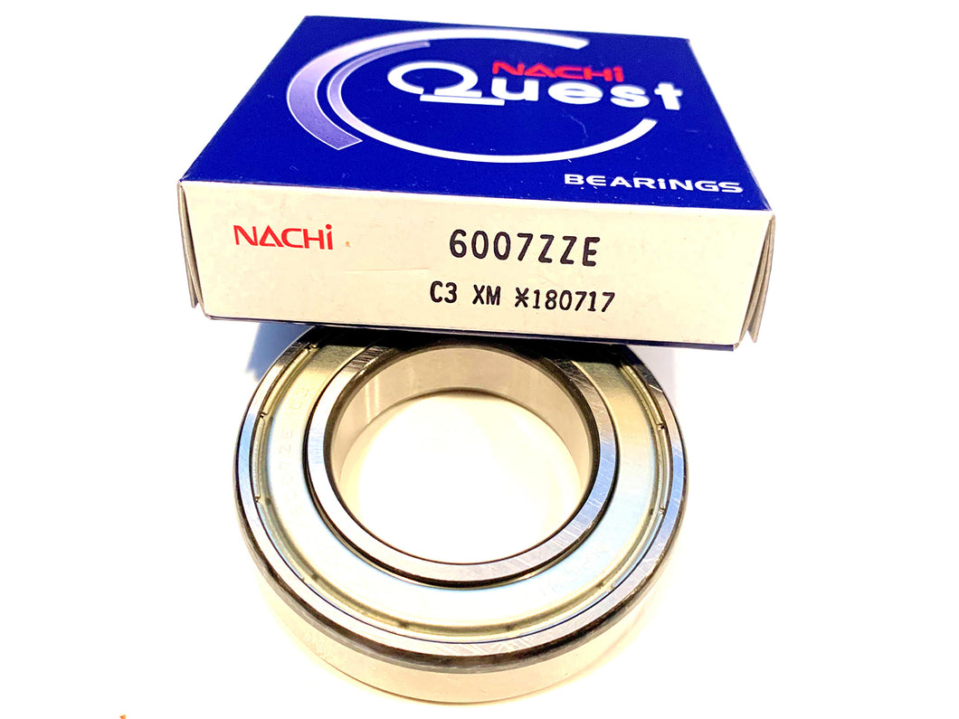 6007-ZZE C3 NACHI Ball Bearing - ppdistributors