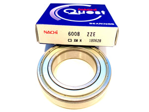 6008-ZZE C3 NACHI Ball Bearing - ppdistributors